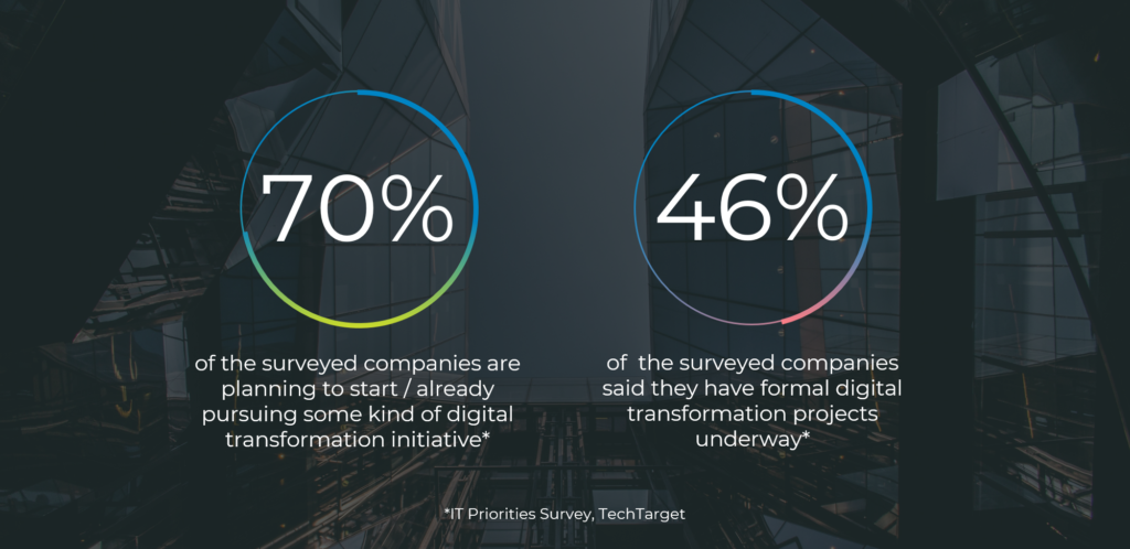 Digital Transformation- IT Survey
