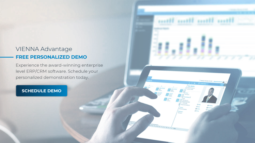 Free Demo - VIENNA Advantage ERP and CRM