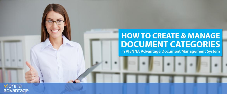 Document-Categories-VIENNA-Advantage-DMS-System