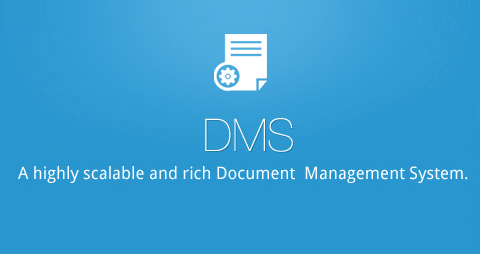 A highly scalable and rich Document Management System(DMS).