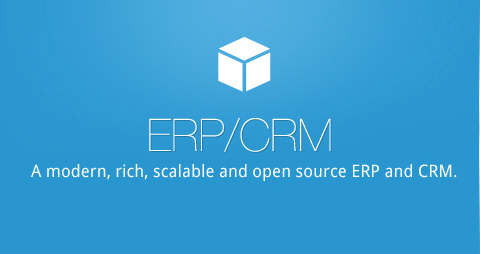 Open source solutions for Enterprise Resource Planning(ERP) and Customer Relationship Management(CRM).